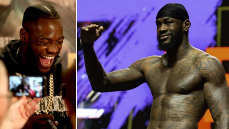 Deontay Wilder Claims He Had Sex Only TWO Hours Before His Debut Professional Fight