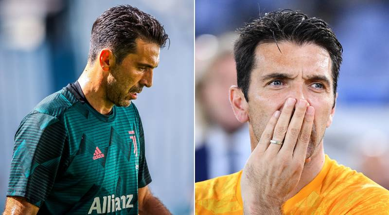 Buffon Still Thinks About That Man Utd Comeback v PSG 'Three Or Four Times A Week'