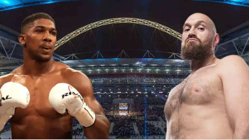 Tyson Fury Vs. Anthony Joshua Could Happen Next Due To The Coronavirus Outbreak