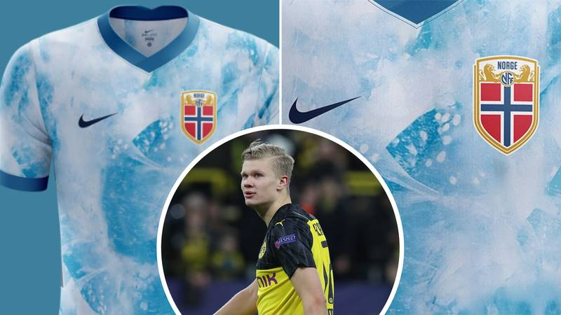 Norway Have Already Won Best Kit Of 2020 With Leaked Away Shirt
