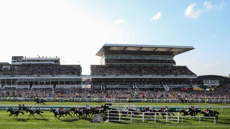 The Virtual Grand National Is Today With Profits Going To NHS