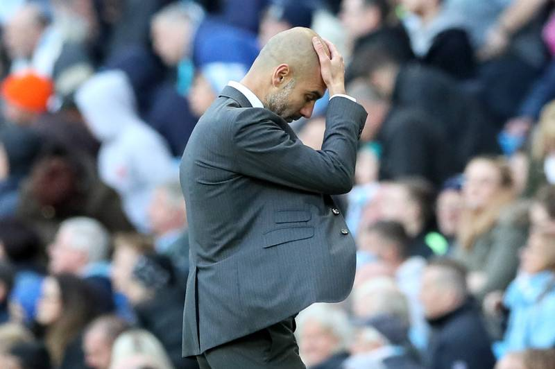 Guardiola To Retire After Being Exposed By Superior English Game
