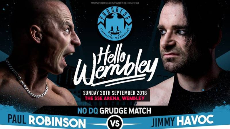 Jimmy Havoc's Wembley Moment Is Three Years In The Making