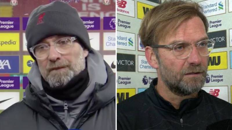 A List Of Jurgen Klopp's Most Ridiculous Excuses As Liverpool Manager