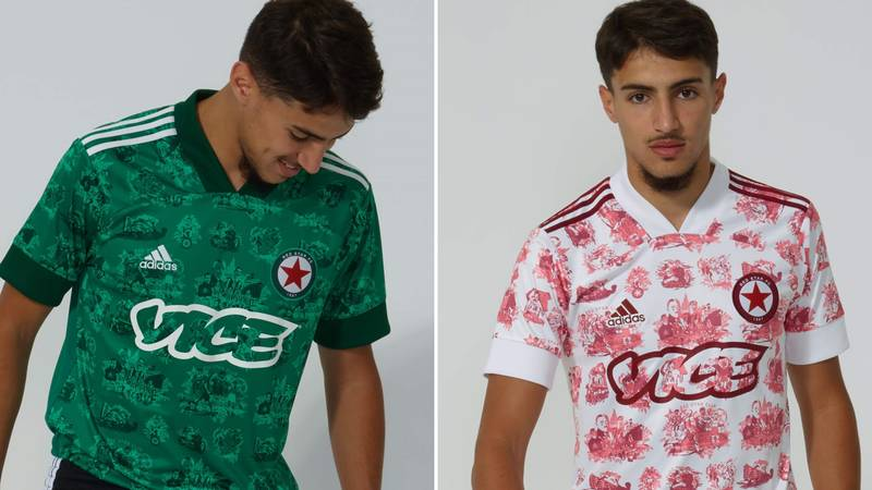 Red Star FC May Have Dropped The Best Home And Away Kits Of 2020