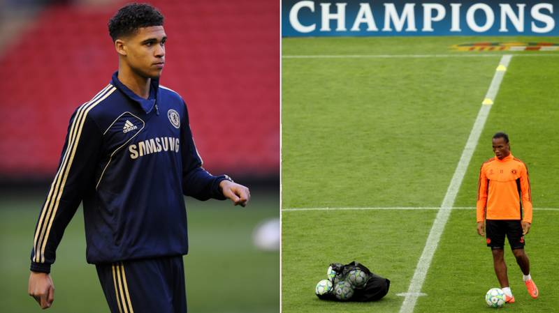 Ruben Loftus-Cheek Tells The Story Of Going Up Against Didier Drogba At Age 14