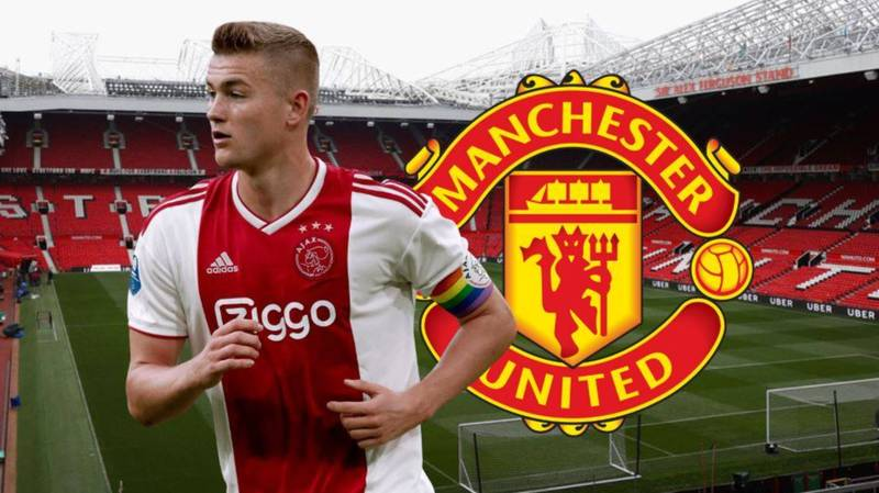 The Reason Why Manchester United Passed Up On Matthijs De Ligt