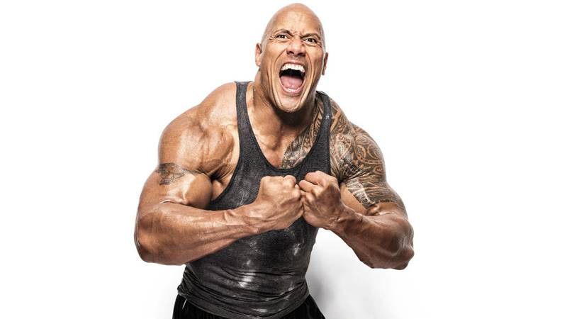 Dwayne 'The Rock' Johnson Tore Down The Gates To His House After Being Locked Out