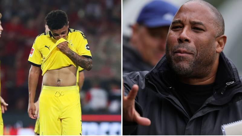 John Barnes Bizarrely Tells Jadon Sancho 'To Go Into The Real World' To See What 'Real Discrimination' Is