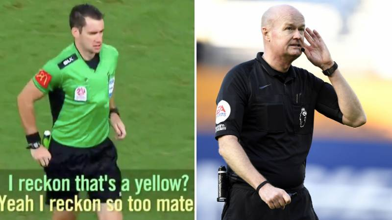 90 Per Cent Of Fans Want Premier League Referees To Be Mic'd Up During Games