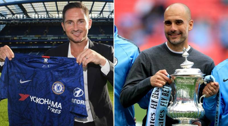 Frank Lampard Becomes Eighth Highest Paid Premier League Manager A Long Way Behind Pep Guardiola