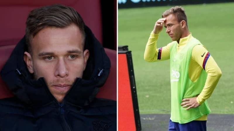 Juventus Bound Arthur Refuses To Return To Barcelona Training