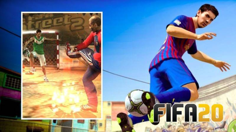 People Think FIFA Street Is Returning For FIFA 20