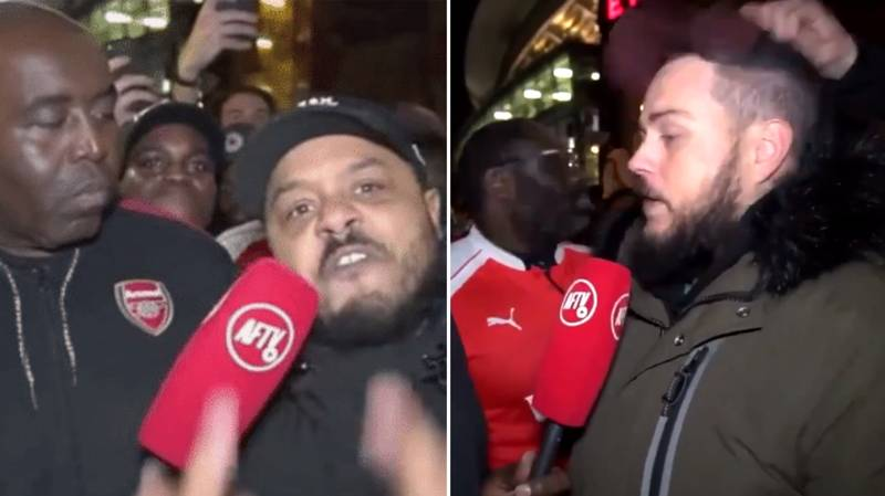 Arsenal Fan TV Peaked Last Night After Their 2-2 Draw With Crystal Palace