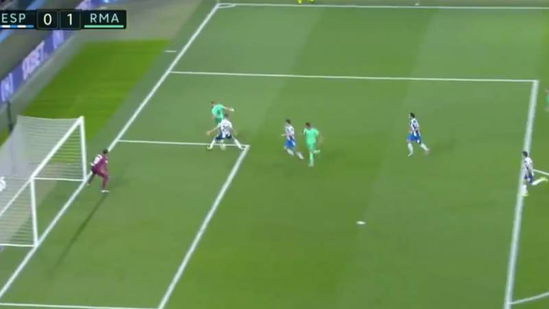 Karim Benzema Produces Delightful Backheel Assist For Casemiro In Real Madrid Win