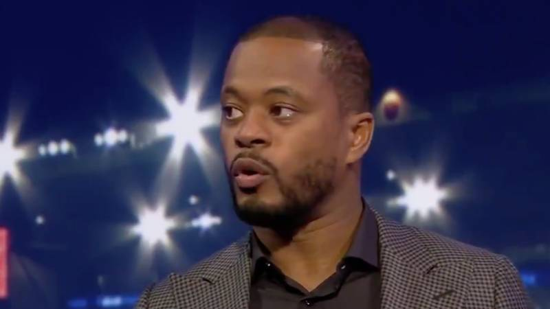 Patrice Evra Destroys Arsenal 'Babies' After 1-0 Defeat To Sheffield United