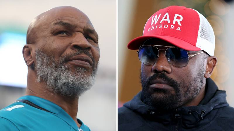 Dereck Chisora Names Mike Tyson As His Dream Boxing Opponent