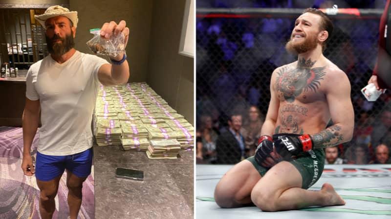 Dan Bilzerian Lost A Ridiculous Amount Of Money From Bet On Conor McGregor vs Donald Cerrone