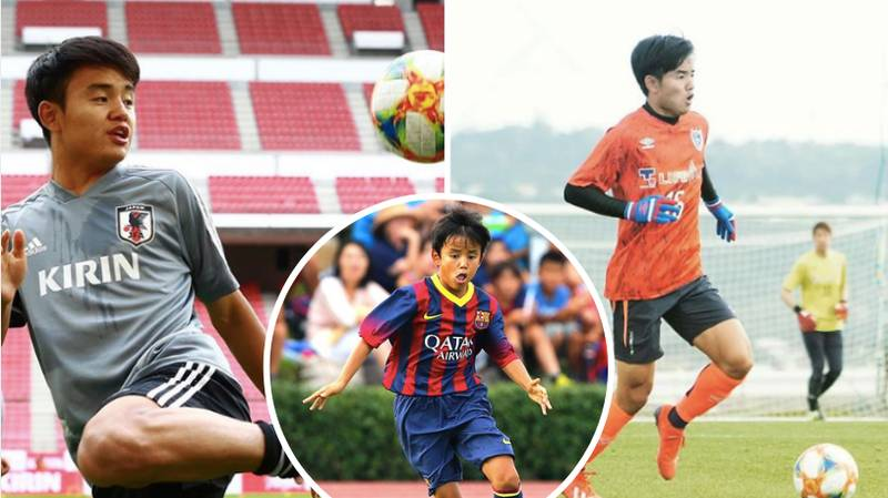 Meet The 'Japanese Messi' Who Is Wanted By Real Madrid, Barcelona And Man City