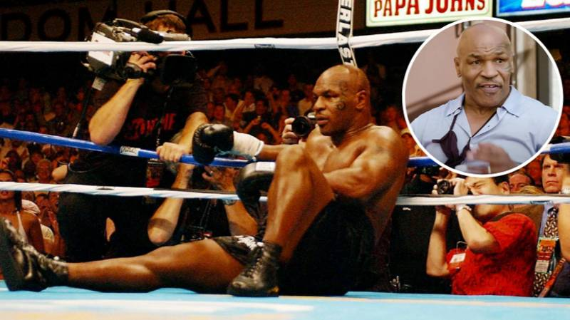 Mike Tyson Says He Is 'Willing To Die In The Ring' To Reach 'God Status'