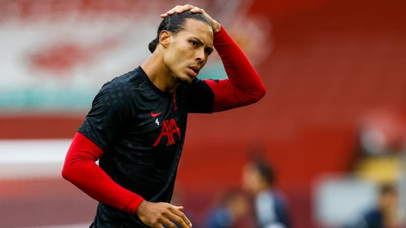 Worrying Virgil Van Dijk Stat Suggests He Isn't The Best Defender In The World