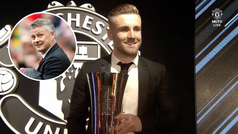 Manchester United Fans Point Out Irony Of A Defender Winning The Club's Player Of The Year Awards