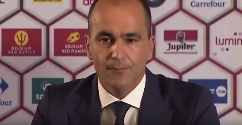WATCH: Belgium Boss Roberto Martinez Explains The Appointment Of Thierry Henry