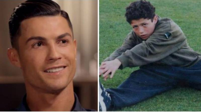 Cristiano Ronaldo Wants To Find McDonalds Ladies Who Helped As A Child