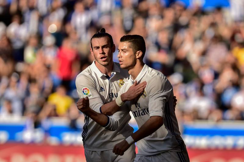 Alaves Fans Went To Crazy Lengths To Distract Cristiano Ronaldo Taking A Penalty