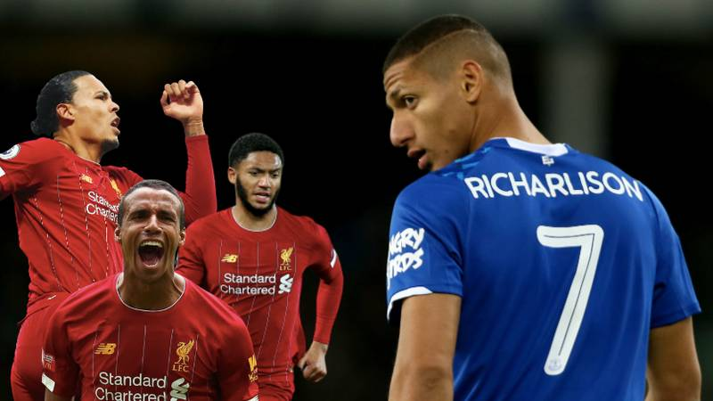 Richarlison Has Made More Tackles Than Three Liverpool Defenders This Season