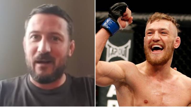 John Kavanagh Reveals Never Heard Before Story About Conor McGregor's UFC Debut