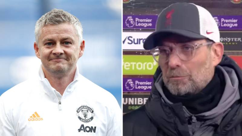 Ole Gunnar Solskjaer Takes Shot At Liverpool And Hits Back At Jurgen Klopp Penalty Moan
