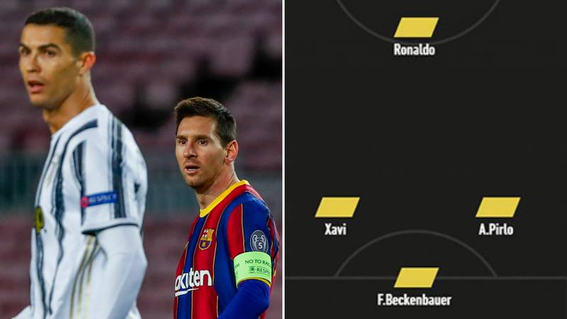Fans Have Voted For Their Own 'Ballon d'Or Dream Team' With Three Huge Changes