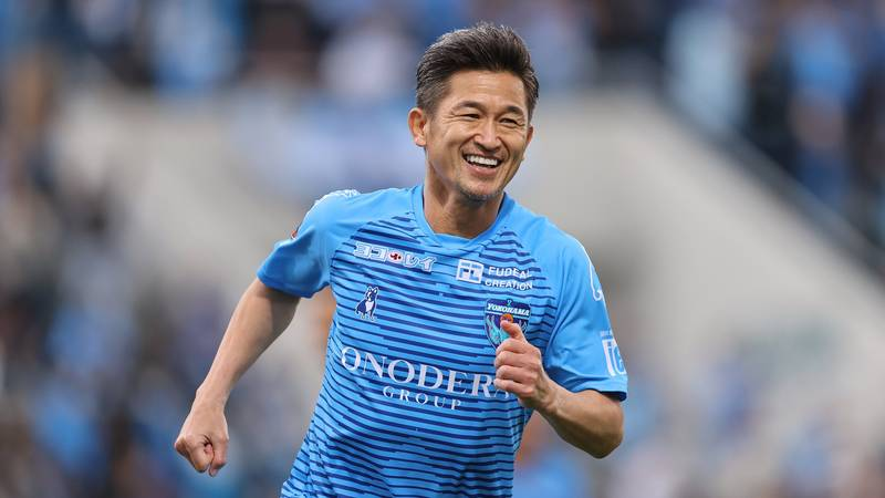 53-Year-Old Former A-League Player Kazuyoshi Miura Signs Contract Extension To Play In 36th Season