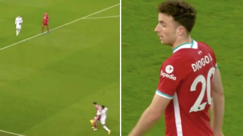 Footage Emerges Of Diogo Jota Telling Referee, 'Next Time I Dive'