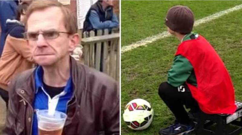 Peak Non-League Football As Ball Boy Is Sent Off For 'Hand Gesture'