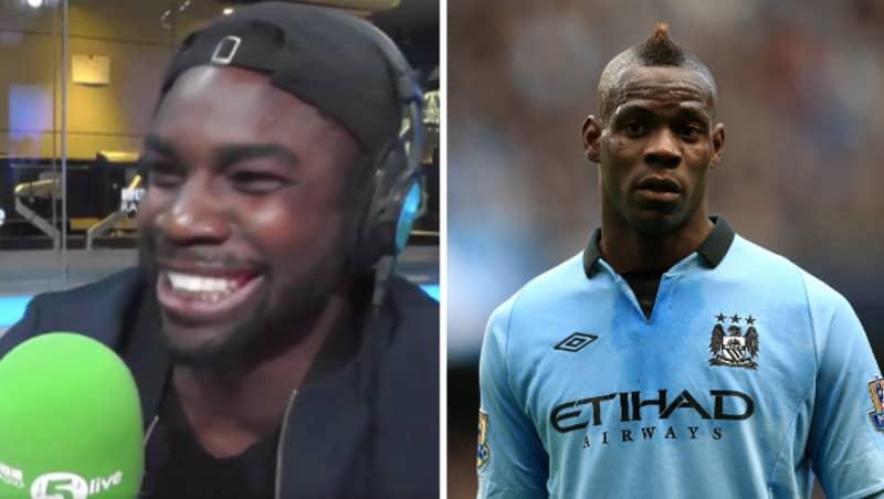 Micah Richards Reveals Mario Balotelli's Crazy Fine Bill At Manchester City