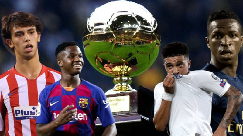 The Final Top 20 For The 2019 Golden Boy Has Been Revealed