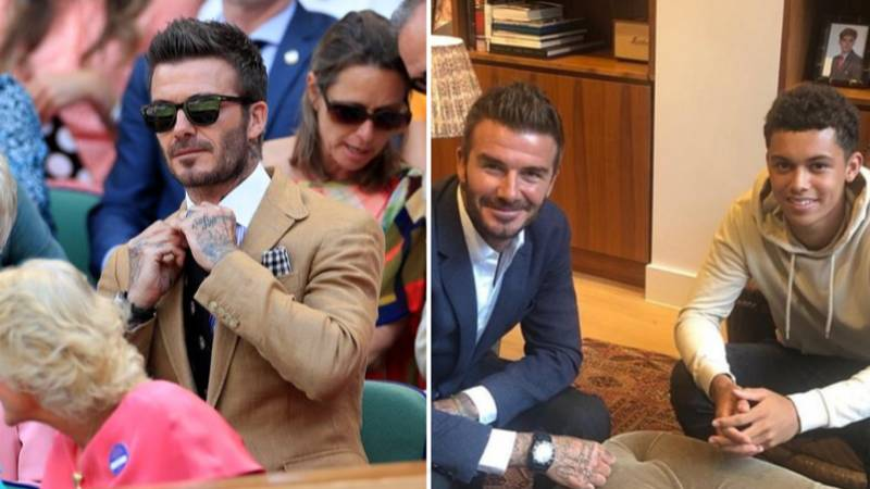 David Beckham Poised To Move Into Football Agency