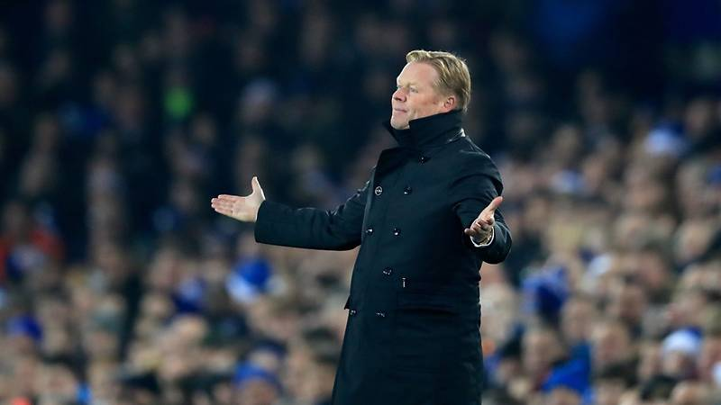 Everton Quoted Nearly £54 Million To End Their Striking Woes