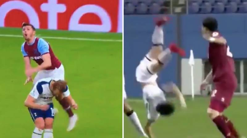 Harry Kane's 'Dangerous' Tactic Has Been Compared To Horrific Incident In K-League