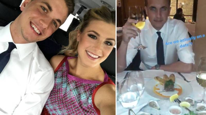 Genie Bouchard And Her Twitter Date Went Out Last Night And Their Antics Go Viral