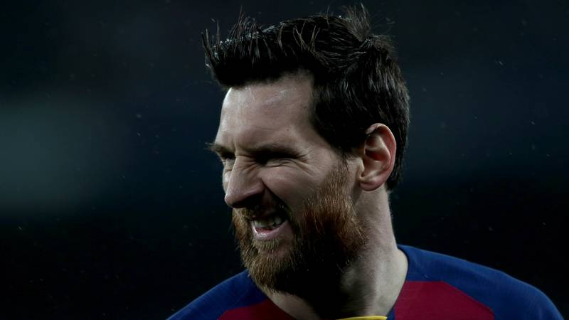 Zinedine Zidane Wasn't The Only Player Lionel Messi Asked To Swap Shirts With