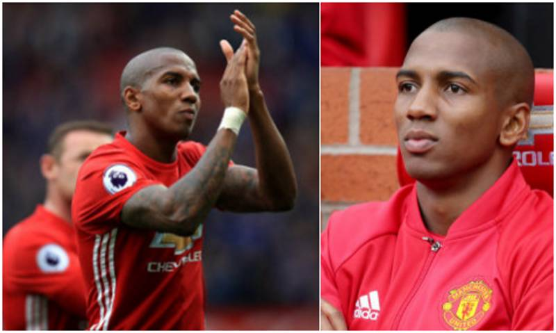 Manchester United's Ashley Young Wanted By Four Premier League Clubs