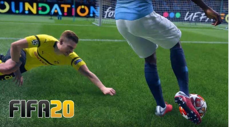 Fans Are Embarrassed At How ​EA Sports Didn't Spot A Glitch In FIFA 20's Debut Trailer