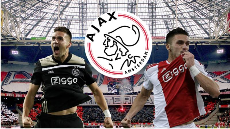 Dusan Tadic Has Been Involved In 55 Of Ajax's 160 Goals This Season