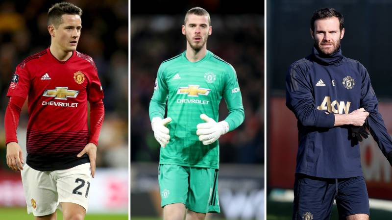Spanish Trio At Manchester United Feel Unfairly Treated