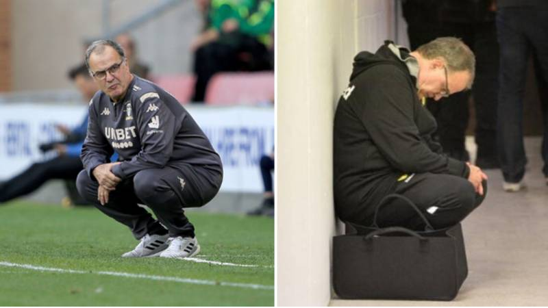 Leeds Boss Marcelo Bielsa 'Lies Naked On Tables For 30 Minutes' After Defeats