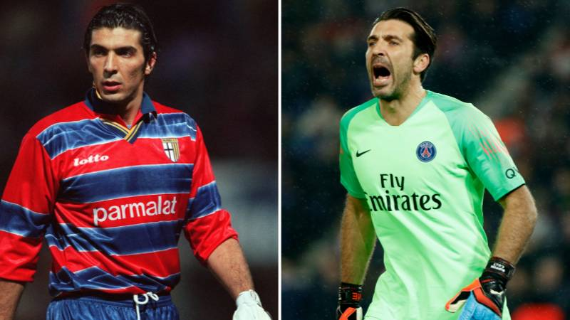 Gianluigi Buffon Dreams Of Playing Football Until He's 80
