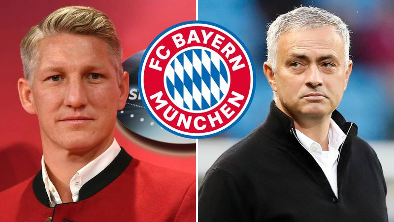 Jose Mourinho 'Always Asked About Bayern Munich' At Manchester United, Says Bastian Schweinsteiger